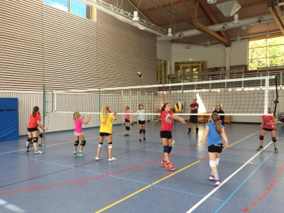 Trainingstag der Jugend in Flacht