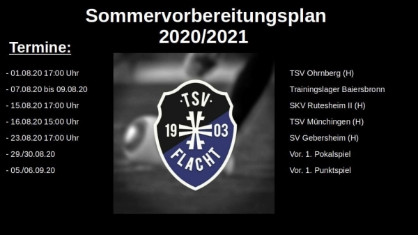 News vom TSV Facebook Team