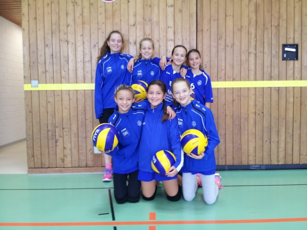 TSV Flacht Volleyball U 14